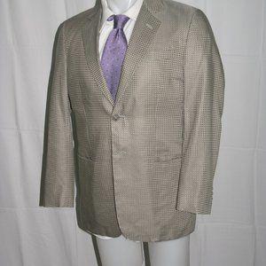 Giorgio Armani Suits & Blazers - Giorgio Armani Black Label Recent Silk Blazer 40R